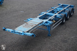 semi remorque Renders Container chassis 40ft 30,2x20,20/X-steering