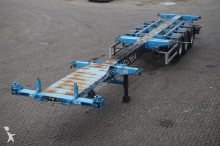 semiremorca transport containere D-TEC