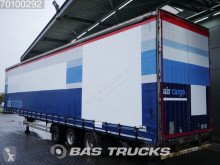 trailer Talson Mega Bordwande Luftfracht Hydraroll BPW