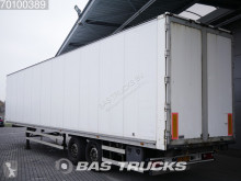 trailer Talson F1520 SAF Good Condition Double Doors - Durchlade