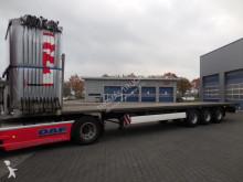 Krone Libner Openbox C+, 40 Ft Container, Rungen semi-trailer