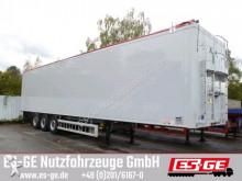 Knapen 3-Achs-Schubbodenauflieger 92m³ semi-trailer