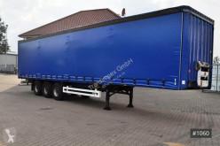 trailer Krone 4 x SD, Code XL, Bahnverladbar, Steckrungen, neue Plane