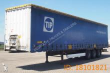 Krone TAUTLINER SD27 semi-trailer