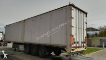 Cardi moving floor semi-trailer