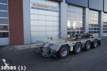 Doll flatbed semi-trailer