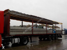 semirremolque Stevens BPW-AXLES/WITH SIDE BORDS/AVEC RIDELLES