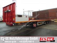 Faymonville 3-Achs-Megatrailer - doppelt teleskopierbar semi-trailer