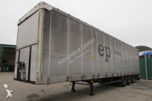 Berger SAPL 24 LTMC - Mega - Tautliner - COILMULDE semi-trailer