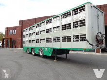 trailer onbekend Lambrecht 3 Stock Livestock trailer