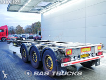 semi reboque Schmitz Cargobull SGF*S3 Multi 2x20-1x30-1x40-1x45ft. + High cube 2x Ausziehbar Extending-Multifunctional-Chas