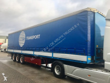 Pacton Hartholz borden hardhout BPW semi-trailer