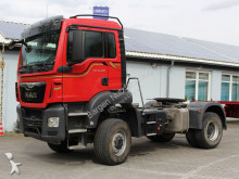 MAN TGS 18.400 4x4 Allrad Kipphydraulik EUR6