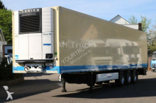 trailer Krone Carrier Vector 1850 + Strom / Doppelstock