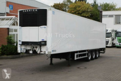 Lamberet Carrier Vector 1800 mit Rolltor und Ladebordwand semi-trailer