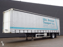 Netam ONCRK 22-110 A / STEERING AXLE / TAIL LIFT semi-trailer