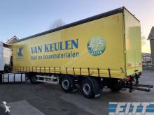 Renders schuifzeilen, stuuras, liftas, aansluiting meeneemheftruck semi-trailer