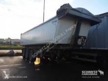 semi remorque Schmitz Cargobull Benne aluminium 25m³