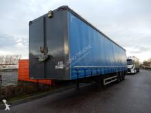 Renders Curtain sider / MB DISC semi-trailer