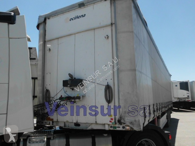Ver las fotos Semirremolque Leciñena AR-13620-LN-N-S