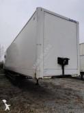 used plywood box semi-trailer