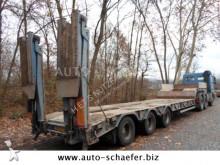 semi remorque Kaiser 3 Achser Tieflader
