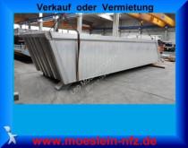 Renders neue Alu Muldenaufbau ca. 26 m³ semi-trailer