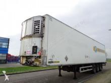 Pacton Chereau Fridge / BPW / NL / Thermoking SL200E semi-trailer