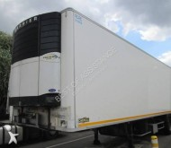 used multi temperature refrigerated semi-trailer