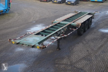 Groenewegen Container chassis 3-assig/ 40ft, 2x20, 20 semi-trailer