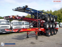 semirimorchio Dennison Stack - 3 x container trailer 20-40-45 ft