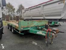 ACTM plateau basculant heavy equipment transport