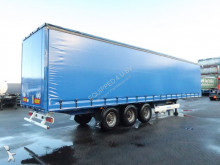 trailer Krone Code-XL, new sheets, BPW, timberstakes