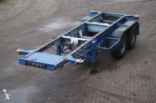 Netam Container chassis 2-assig/20ft semi-trailer