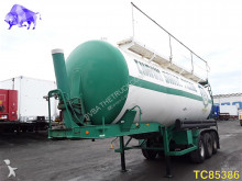 semi reboque Spitzer CEMENT Tank
