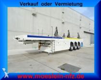 Langendorf 3 Achs Innenlader hydr. gefedert semi-trailer
