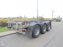 Pacton 20/30 FT Chassis / BPW / NL Trailer / APK semi-trailer