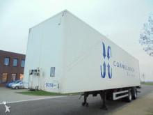 semirremolque Kässbohrer Box / Steering / 2.5 T D`Hollandia Lift / NL / APK