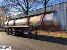 Magyar Food RVS Tank, 28484 liter, 5 Compartments, food, Levensmiddelen, Lebensmittel, Nourriture, Steel suspension semi-trailer