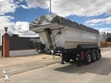 ADR tipper semi-trailer
