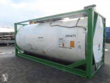 trailer tank onbekend