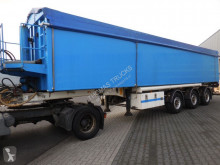 semiremorca Renders 55 M3, Kipper Compressor, (Combi) Blower, Steering Axles