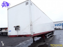 Kotschenreuther Closed Box semi-trailer