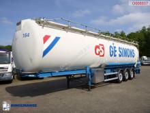 semirremolque LAG Bulk tank alu 64.5 m3 (tipping)