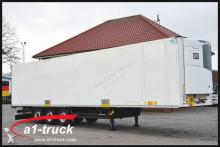 Schmitz SKO 24, BI Temp Multitemp, Blumen, Doppelstock semi-trailer