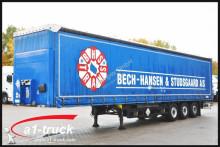 Schmitz S01, verzinkt, Steckrungen, 3x vorhanden semi-trailer