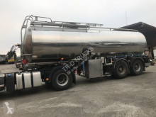 ETA food tanker semi-trailer