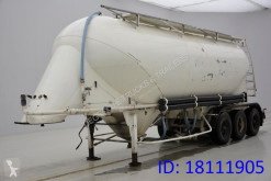 Filliat Cement bulk semi-trailer