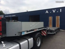 semi remorque porte engins MAX Trailer