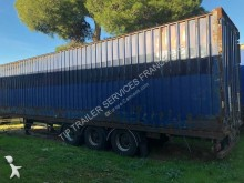 Coder FOURGON MEGA PORTE VETEMENT semi-trailer